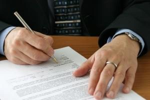 Der Abmahnung im Urheberrecht liegt meist auch eine Unterlassungserklärung bei.