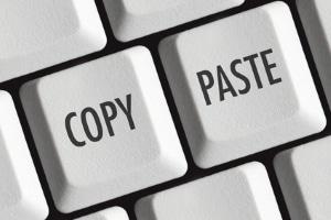 Bilder werden im Internet häufig unbedacht kopiert.