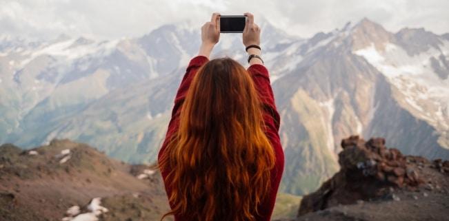Welche Möglichkeiten bestehen, um eigene Bilder zu schützen?