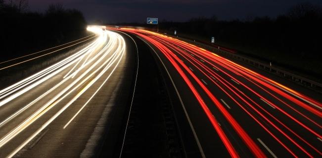 Auf der Daten-Autobahn: BitTorrent ermöglicht einen schnellen Download.