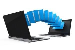 Dateien zu teilen, kann juristische Konsequenzen nach sich ziehen.