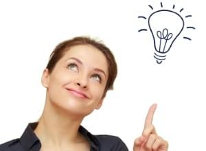Eingetragene Marke: Eine Wortmarke besteht aus Zeichen, die Bildmarke aus einer Grafik.