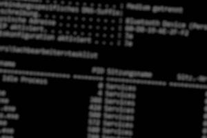 eMule: Über die Serverlisten wird nach Downloads gesucht.