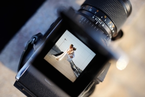 Fotos vom Fotografen: Das Urheberrecht sieht sie als Urheber.