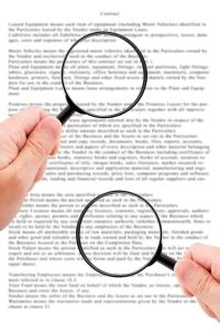 Damit Sie ein Geschmacksmuster eintragen lassen können, müssen bestimmte Unterlagen vorliegen.