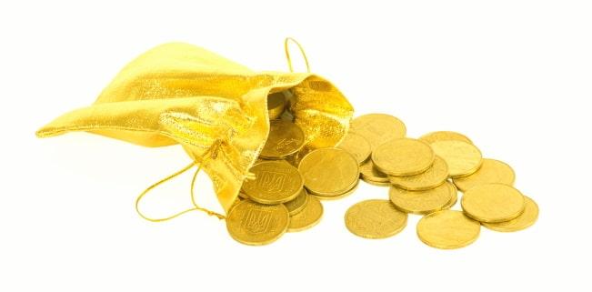 Durch die kleine Münze genießen im Urheberrecht auch einfache Werke Schutz.