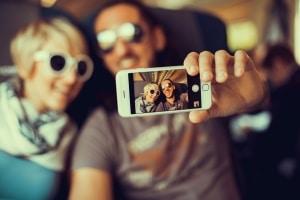 Veröffentlichen Sie Selfies aus dem Museum, können diese gegen das Urheberrecht für Kunstwerke verstoßen.