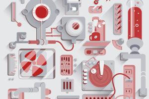 Trotz vielzähliger Plagiate im Maschinenbau scheint sieht die VDMA positiv auf die kommende Produktion