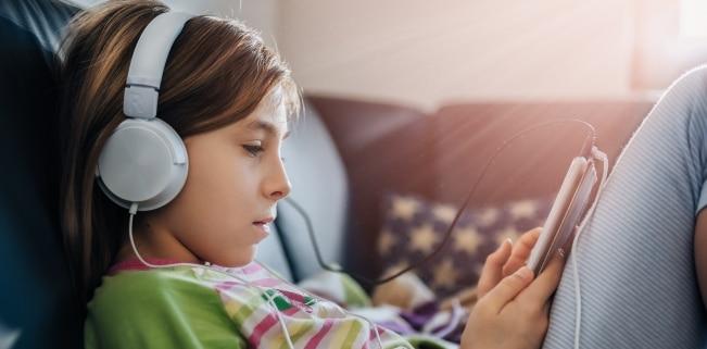 Durch die Schranken des Urheberrechts können Sie Musik für private Zwecke kopieren.