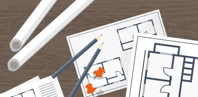 Urheberrecht: Verleiht ein Architekt einem Gebäude eine individuelle Note, kann ein Rechtsschutz bestehen.