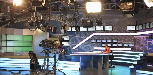 Sind Sendungen, Nachrichten und Show durch das Urheberrecht beim Fernsehen geschützt?