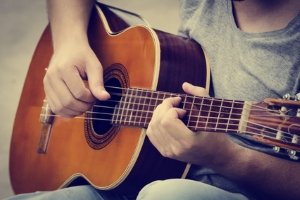 Urheberrecht beim Film: Die Filmmusik zählt meist als separates Werk.