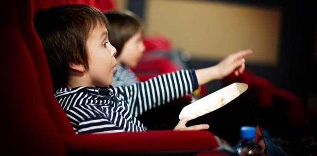 Wo überall greift das Urheberrecht in einem Kino?
