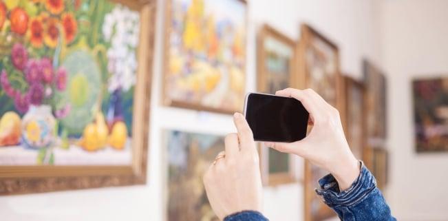 Gelten beim Urheberrecht für Kunstwerke besondere Kriterien oder Vorschriften?