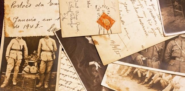 Gilt das Urheberrecht für Postkarten, die bereits versendet wurden?