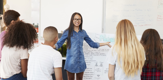 Erlaubt das Urheberrecht bei einer Präsentation in der Schule den Einsatz fremder Werke?