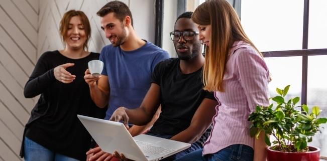 Digitale Welten: Das Urheberrecht hat bei Social Media Bestand.