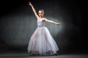 Durch das Urheberrecht können ein Theaterstück oder eine Ballettaufführung geschützt sein.
