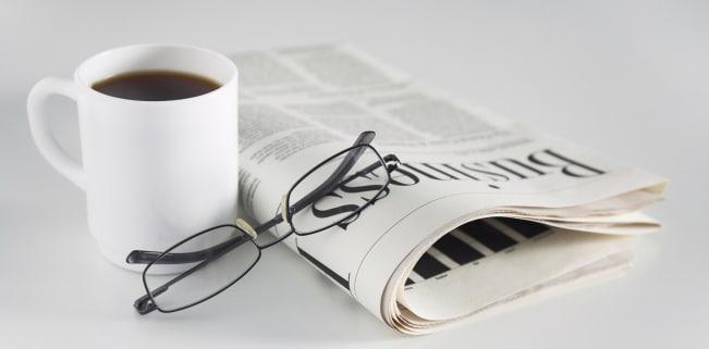 Greift das Urheberrecht bei einem Zeitungsartikel?