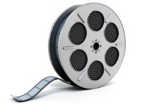 Auch Filme sind urheberrechtlich geschützt.