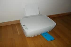 Die Urheberrechtsabgabe für einen Drucker beträgt 5,00 Euro.