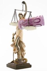 Bei einer Urheberrechtsverletzung kann Schadensersatz gefordert werden.