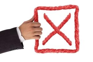 Durch einen Vertrag können Nutzungsrechte auf verschiedene Weise beschränkt werden.